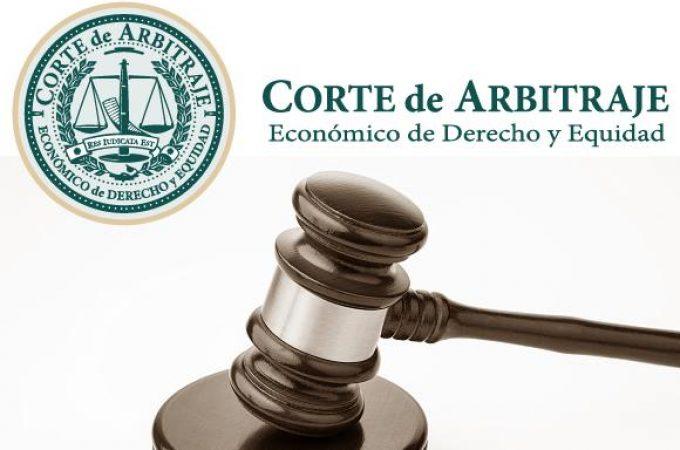 La corte de Arbitraje